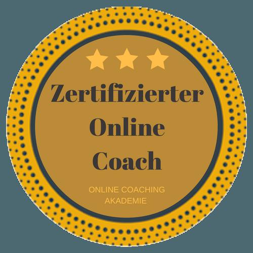 Zertifizierter Online- Coach
