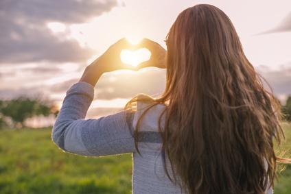 Wie Du in 4 Schritten Selbstliebe entwickelst- ohne Dich wie eine Egoistin zu fühlen